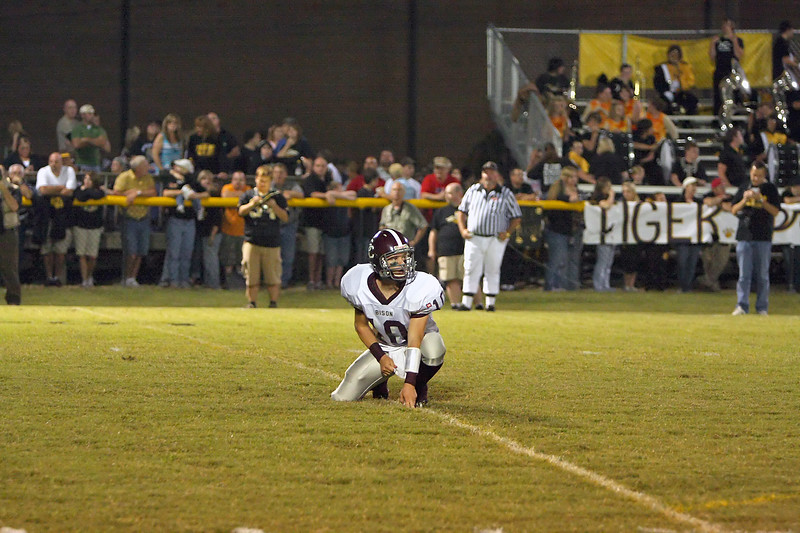 Station Camp Bison at Dekalb County - W - 51 - 27 - Record 3 - 2, Region 2 - 0 - Part 2
