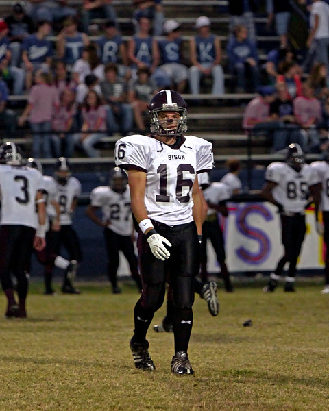 Station Camp Bison at Macon County - W - 28 - 0 - Record 6 - 2, Region 4 - 0 - Part 1
