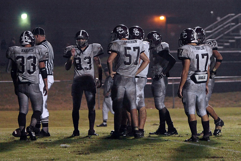 Station Camp Bison at Sycamore War Eagles - Week 2 Game 3 - W 28 - 13 - Record 2 - 1, 1 - 0 Region - Part 5