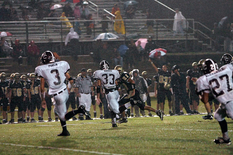 Station Camp Bison at Sycamore War Eagles - Week 2 Game 3 - W 28 - 13 - Record 2 - 1, 1 - 0 Region - Part 2