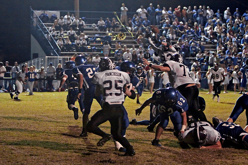 Station Camp Bison at Macon County - W - 28 - 0 - Record 6 - 2, Region 4 - 0 - Part 3