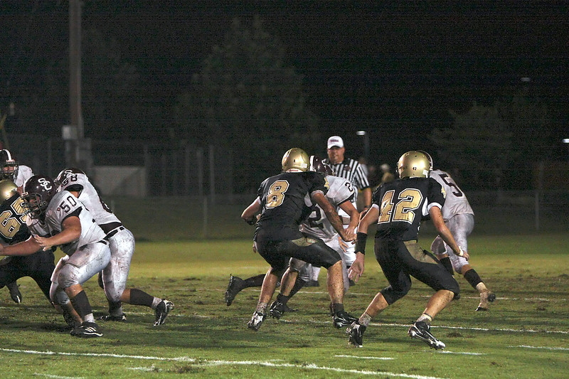 Station Camp Bison at Sycamore War Eagles - Week 2 Game 3 - W 28 - 13 - Record 2 - 1, 1 - 0 Region - Part 3