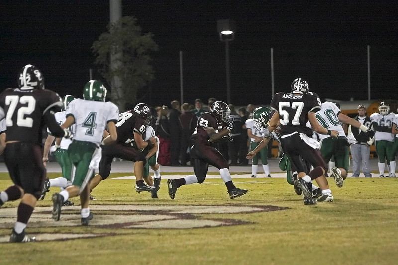 Station Camp Bison vs. Greenbrier - Homecoming - W - 35 - 7 - Record 5 - 2, Region 3 - 0 - Part 4