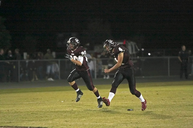 Station Camp Bison vs. Greenbrier - Homecoming - W - 35 - 7 - Record 5 - 2, Region 3 - 0 - Part 3