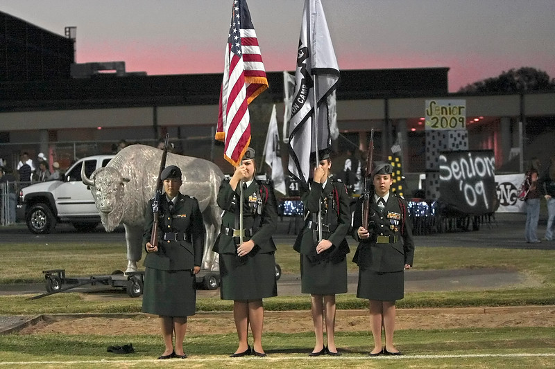 Station Camp Bison vs. Greenbrier - Homecoming - W - 35 - 7 - Record 5 - 2, Region 3 - 0 - Part 1
