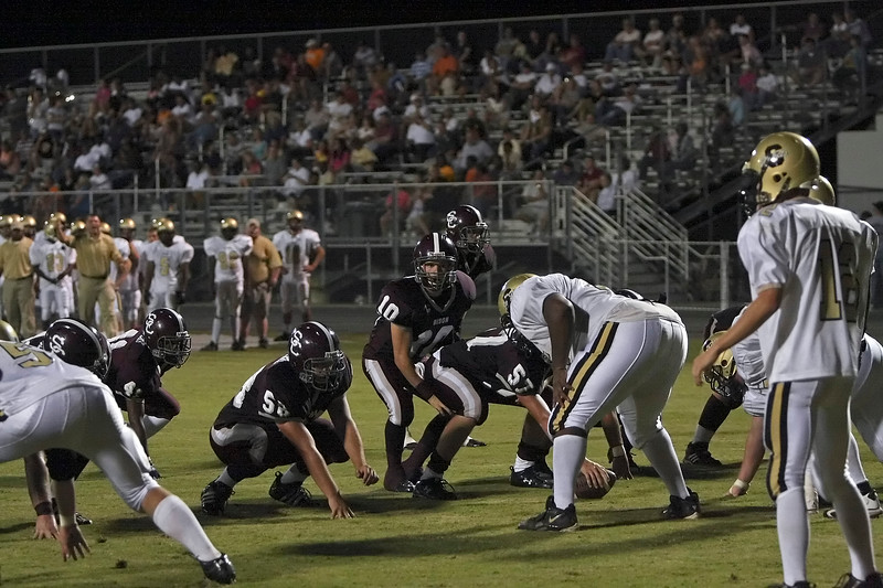 Station Camp Bison vs. Springfield Yellow Jackets - Week 1 Game 2 - W 35 - 12 Part 3