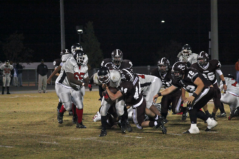 Station Camp Bison vs. Pearl Cohn - W - 36 - 0 - Record 7 - 3, Region 5 - 1 - Part 3