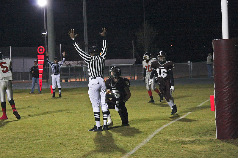 Station Camp Bison vs. Pearl Cohn - W - 36 - 0 - Record 7 - 3, Region 5 - 1 - Part 2