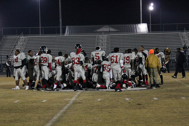 Station Camp Bison vs. Pearl Cohn - W - 36 - 0 - Record 7 - 3, Region 5 - 1 - Part 1