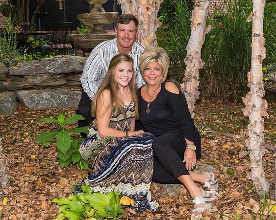 2015 Senior Family Portraits