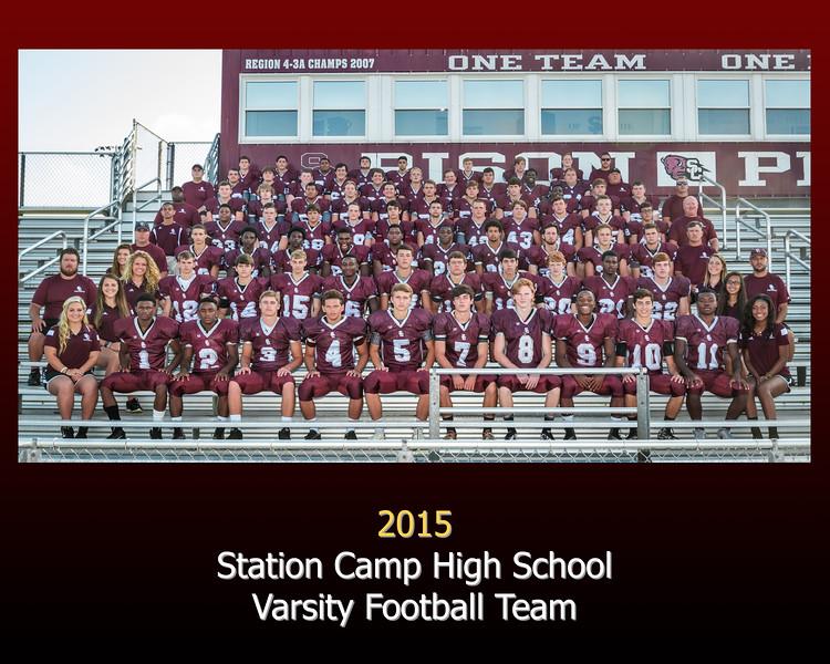 2015 Season