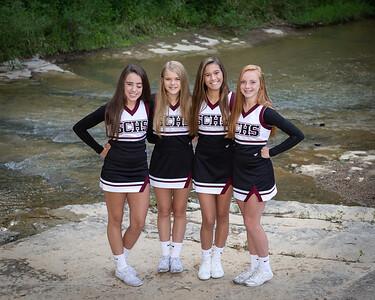 Freshman Cheerleaders