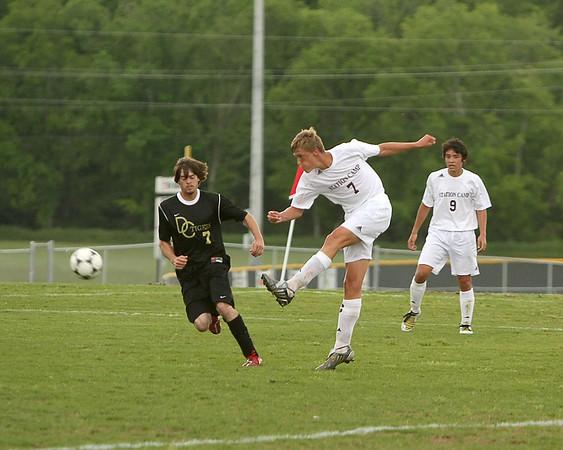 Station Camp Bison Men's Soccer vs. Dekalb County - May 13, 2008 - Part 1 of 2