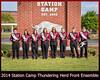 Station Camp Thundering Herd Front Ensemble