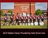 Station Camp Thundering Herd Drum Line