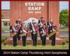 Station Camp Thundering Herd Saxophones