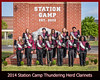 Station Camp Thundering Herd Clarinets