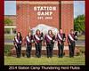 Station Camp Thundering Herd Flutes
