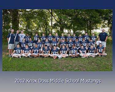 Knox Doss Full Team with Coaches