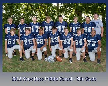Knox Doss 8th Grade