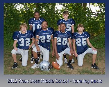 Knox Doss Running Backs