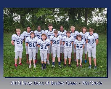 Knox Doss 7th Grade
