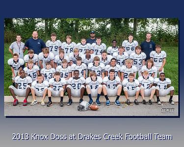 Knox Doss Full Team