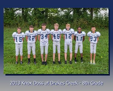 Knox Doss 2013 8th Grade