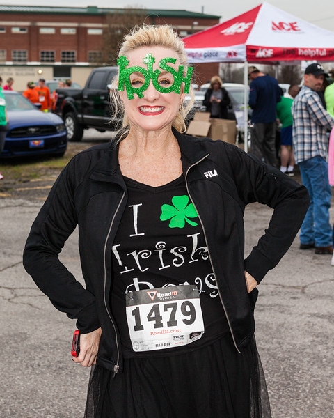 2016 Shamrock Run - Gallatin, TN