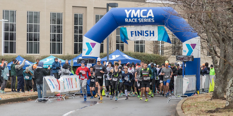 Sumner County YMCA Frostbite Races and Polar Plunge - December 31, 2016