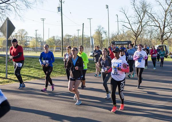 NAMI-Davidson Wellness 5K Run/Walk - April 8, 2017