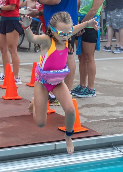 14th Annual HEAT Kids Triathlon - August 12, 2018