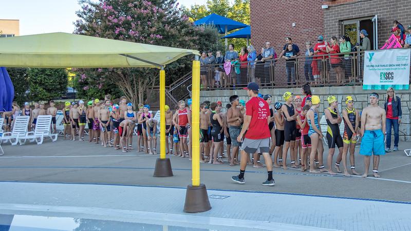 13th Annual HEAT Kids Triathlon - August 5, 2017