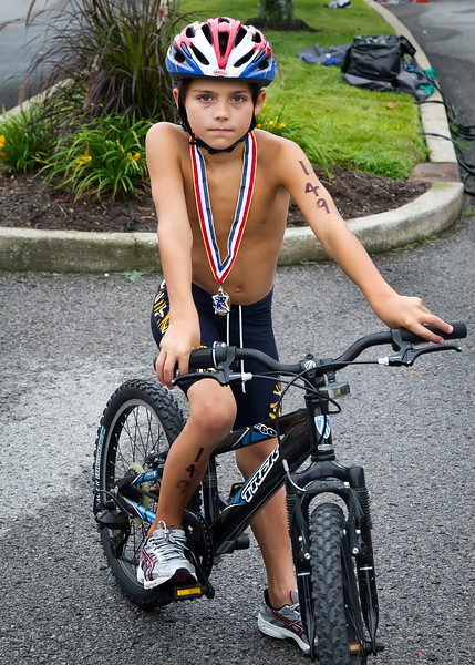 HEAT Kids Triathlon - Hendersonville, TN