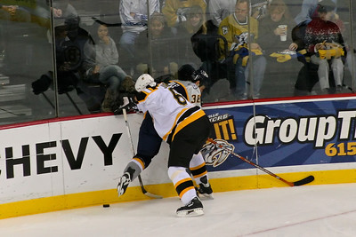 Fiddler on the glass