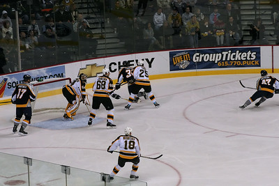 Radulov skates in for support