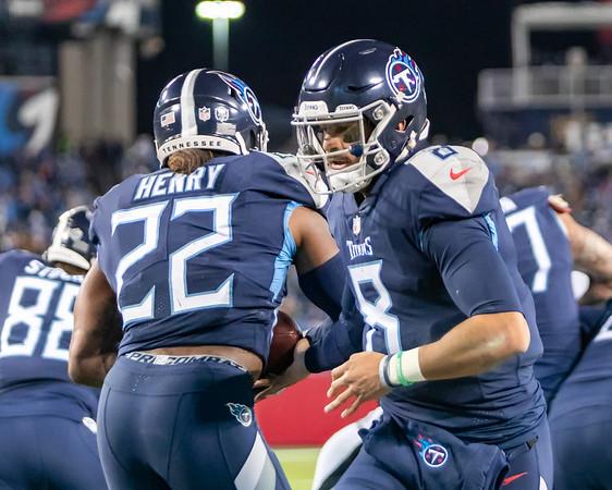 Tennessee Titans vs. Jacksonville Jaguars - Thursday Night Football - December 6, 2018