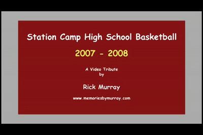 2007 Bison Basketball Tribute - Web