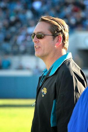 Jaguars coach Jack Del Rio is keeping the playoff hopes alive for Jacksonville.