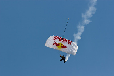 The Red Bull Air Show