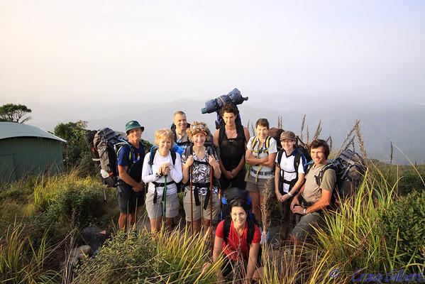 Mt Bartle Frere.