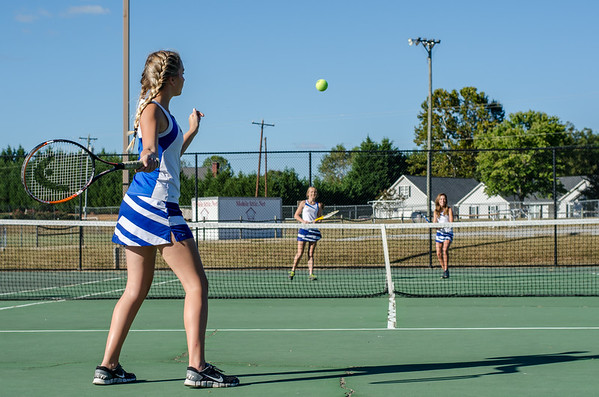 Wren High School - Tennis