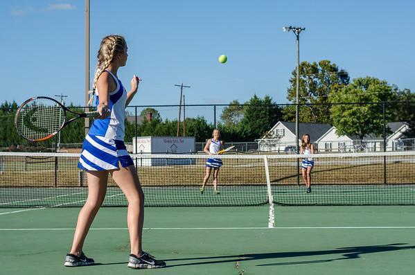 Wren High School - Tennis