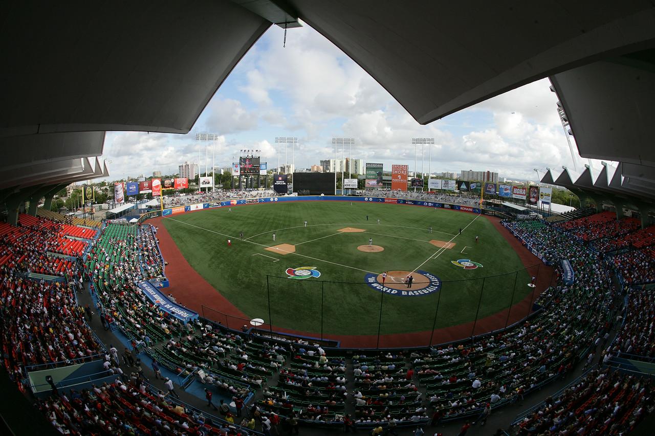Latin Baseball San Juan Puerto Rico