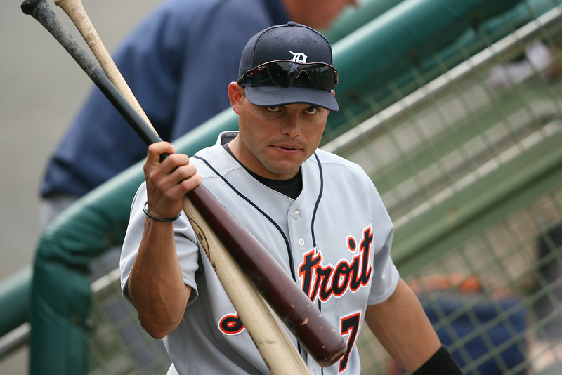 Ivan Rodriguez in Detroit