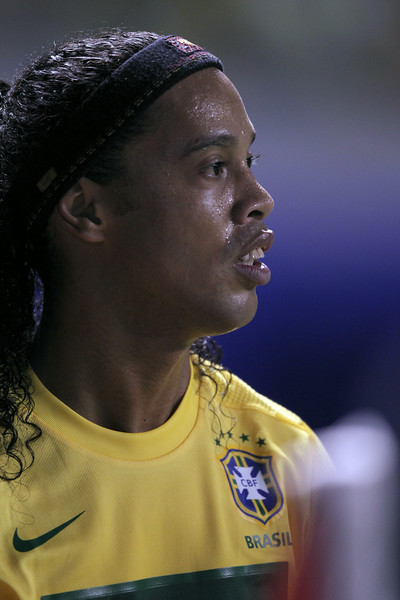 Ronaldinho  in Miami Florida  USA
