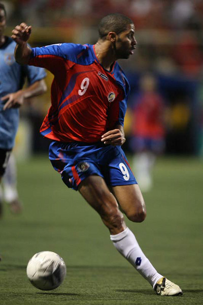 Alvaro Saborio