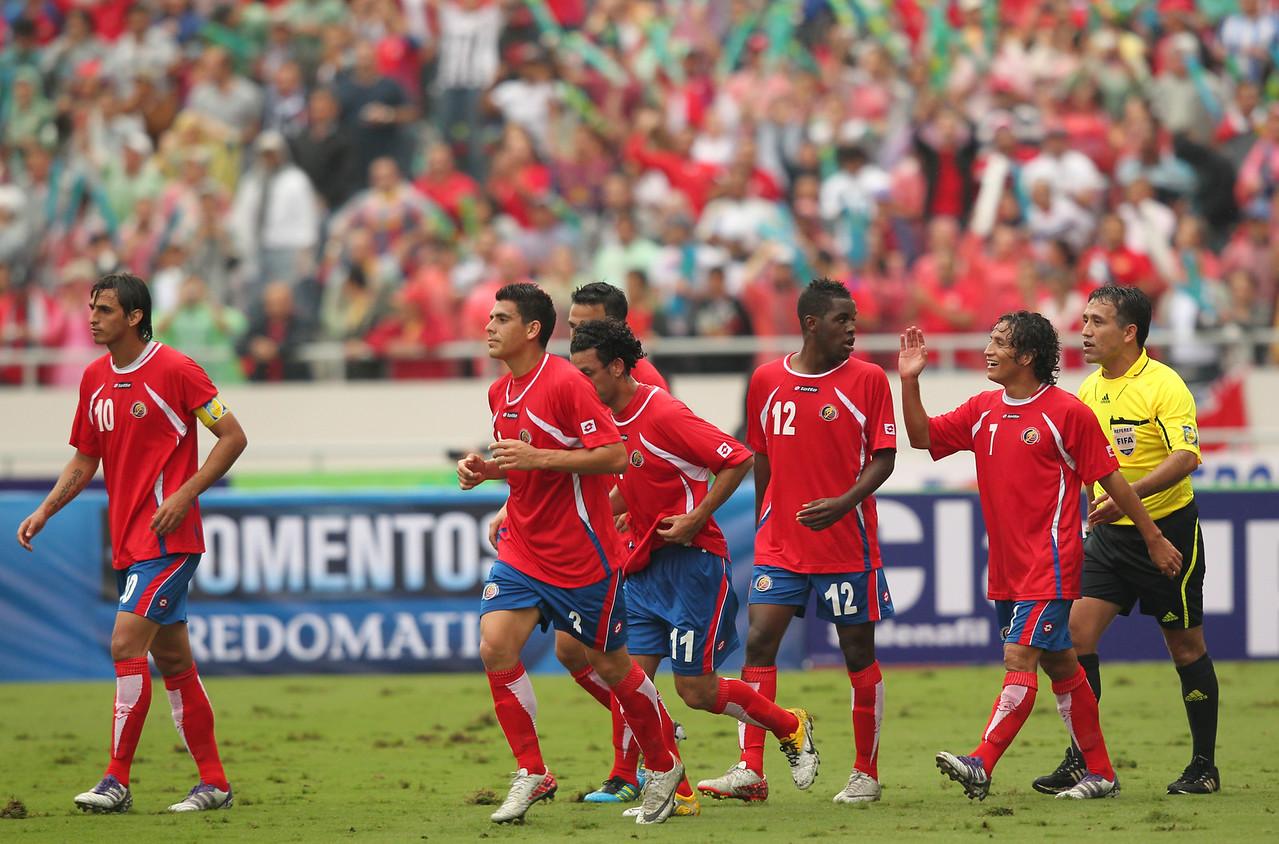 Spain V Costa Rica
