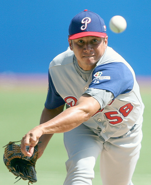 World Baseball Clssic Panama pitcher