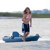 Sam with Kayak 2005